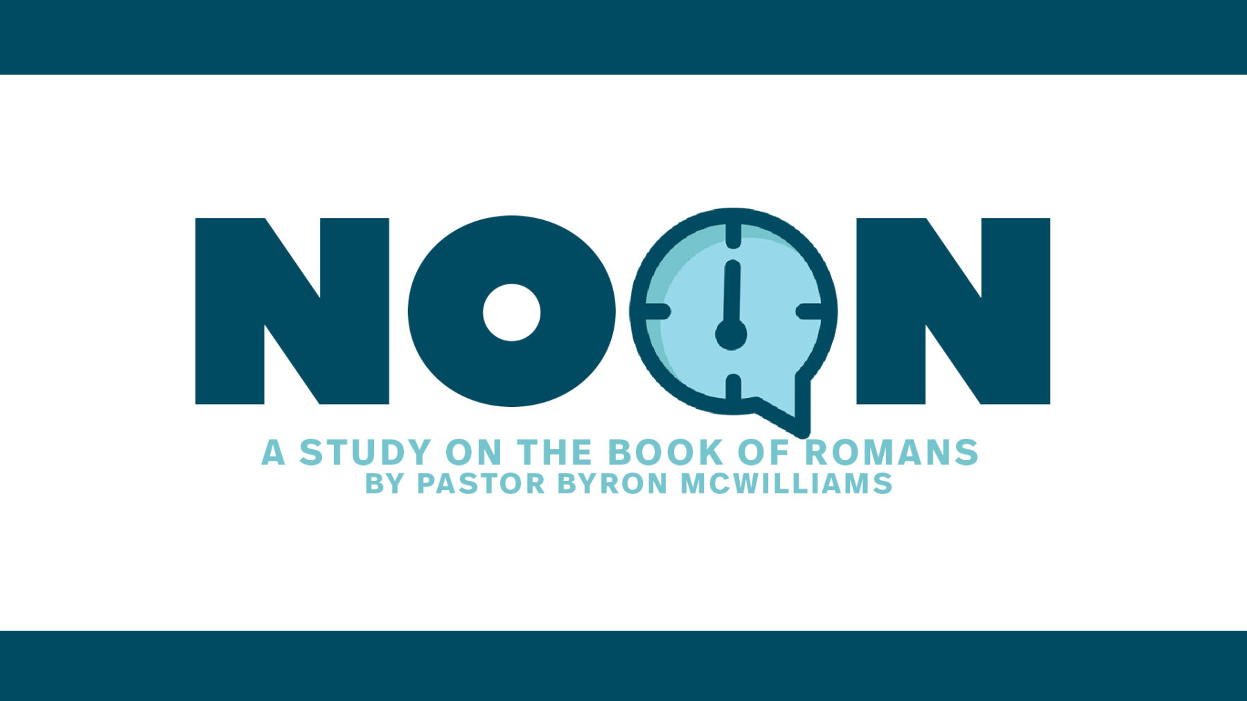 NOON Bible Study-Online Only